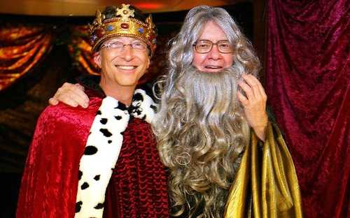 Bill Gates viết về tình bạn 25 năm với Buffett