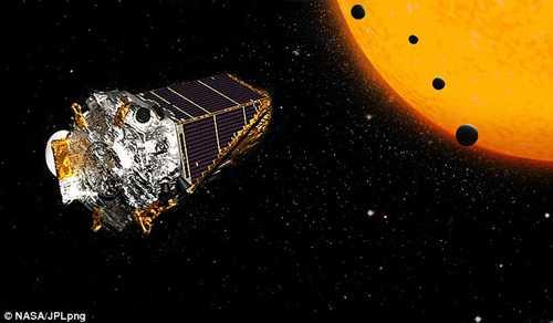 NASA phát hiện thêm 104 hành tinh mới - 1