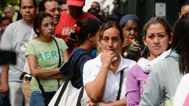 Doanh nhan Venezuela lo mat mang trong thoi loan hinh anh 2