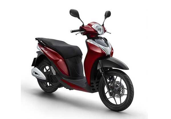 Honda SH Mode cá tính đội giá gần 10 triệu đồng so với giá đề xuất