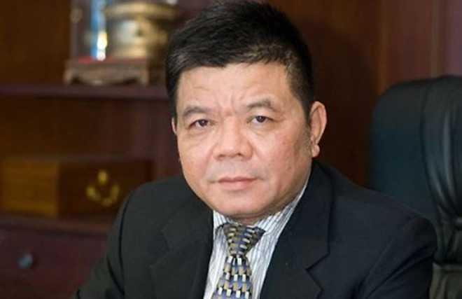 Chủ tịch BIDV Trần Bắc Hà sẽ rời nhiệm sở vào ngày 1/9 - ảnh 1
