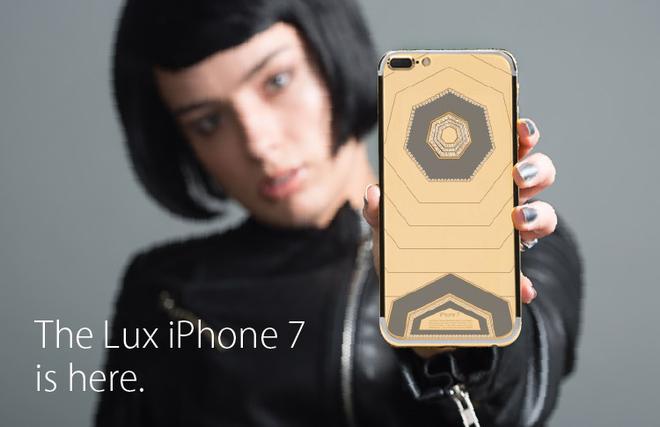 Ốp lưng 1,3 triệu USD cho iPhone 7