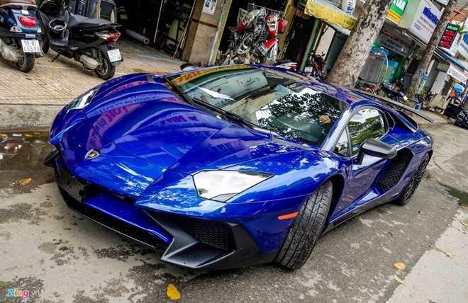 3 sieu xe Lamborghini hang doc cua Minh nhua hinh anh 1