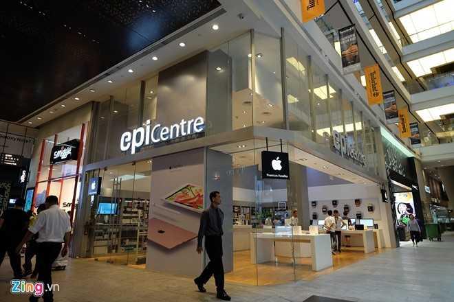 Nguoi Viet xep hang mua iPhone 7 truoc 2 ngay o Singapore hinh anh 5