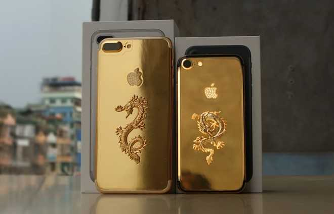iPhone 7 Plus rong vang gia 90 trieu tai Viet Nam hinh anh 3
