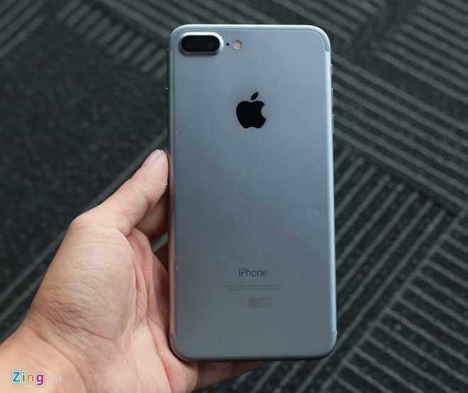 iPhone 7 Plus ban khong ra mat co mat tai Viet Nam hinh anh 1