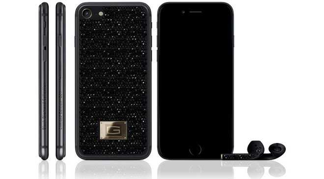 iPhone 7 dinh kim cuong den gia 500.000 USD hinh anh 1