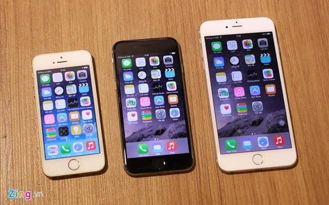 iPhone 6 duoc san don khi ve muc gia tam trung hinh anh 3