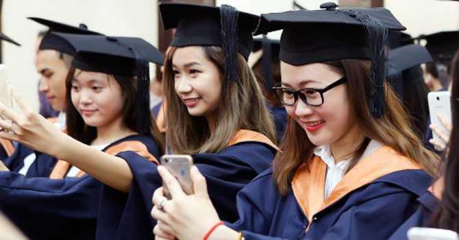 Sinh viên mới ra trường vẫn có nhiều vị trí kiếm 1.000USD/tháng