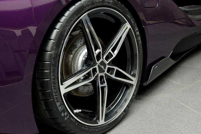 BMW i8 do chinh hang mau doc tai Abu Dhabi hinh anh 2