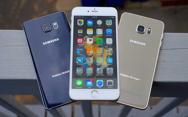 Fan cuong vut 9 sieu pham Android, mua iPhone 7 hinh anh 1