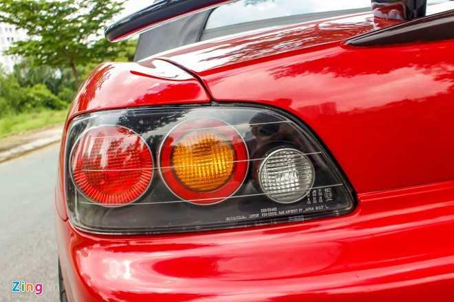 Honda S2000 hang hiem do 700 trieu dong o Sai Gon hinh anh 9