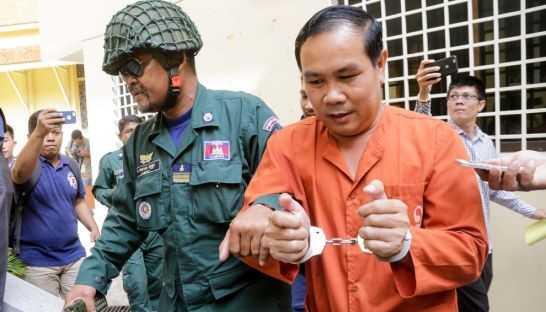 Campuchia bo tu nghi si dang anh gia mao ve bien gioi voi VN hinh anh 1