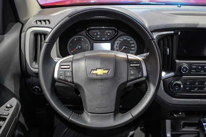 Anh Chevrolet Colorado 2017 moi ve Viet Nam hinh anh 8
