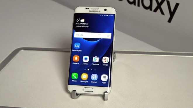 Galaxy S7 edge bat ngo ban chay tai Viet Nam hinh anh 1