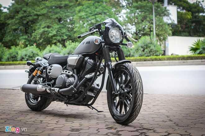 Yamaha XV950 Racer 2016 gia hon 300 trieu tai Viet Nam hinh anh 2
