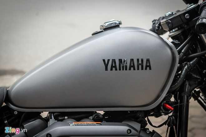 Yamaha XV950 Racer 2016 gia hon 300 trieu tai Viet Nam hinh anh 5