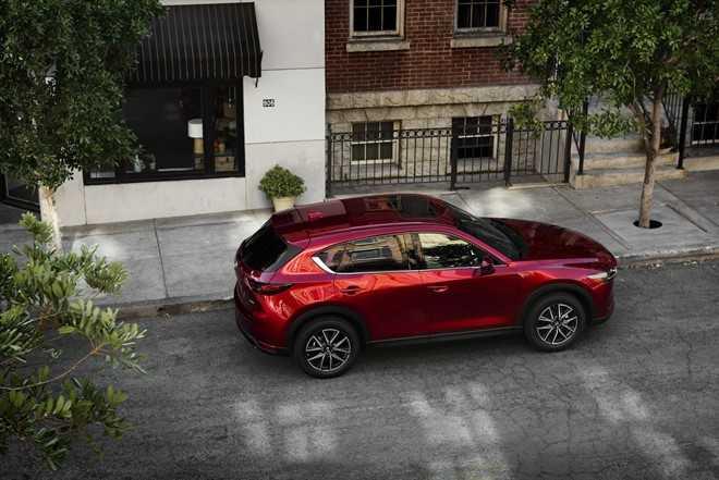 Anh chi tiet Mazda CX-5 2017 vua ra mat o My hinh anh 6