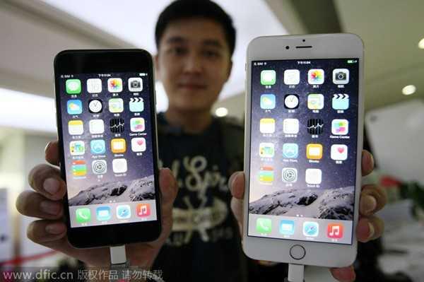 Apple nhan loi va thay pin iPhone 6S chet hang loat o TQ hinh anh 1