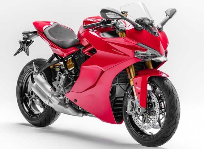 Ducati Supersport la xe moto dep nhat the gioi hinh anh 1