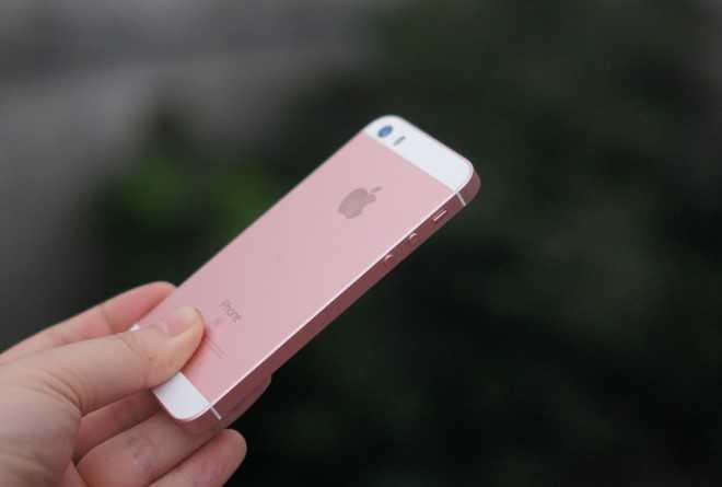 iPhone SE chinh thuc giam gia 2 trieu dong hinh anh 1