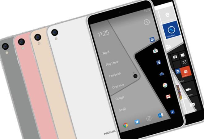 Xac nhan dien thoai Nokia chay Android sap tai xuat hinh anh 1