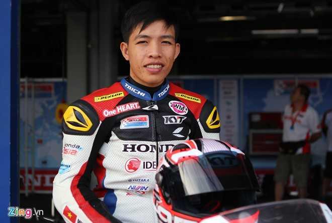 Can canh dan xe dua 250 phan khoi cua Honda o Thai Lan hinh anh 11