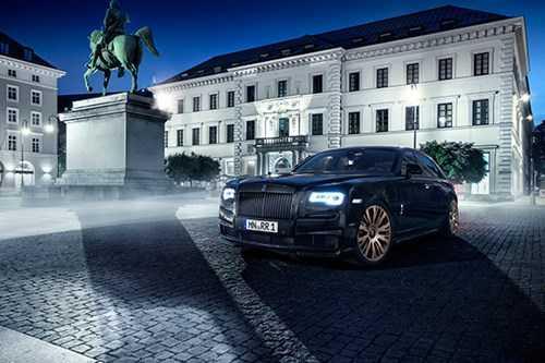 Trieu hoi sieu xe sang chuc ty Rolls-Royce Ghost tai Viet Nam