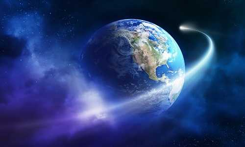 Trái Đất quay chậm hơn gần hai mili giây sau mỗi thế kỷ. Ảnh: YouTube.