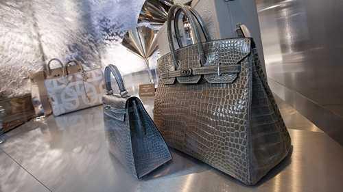 Hermes là loại túi xách ưa thích của các hãng cầm đồ hàng xa xỉ. Ảnh: AFP