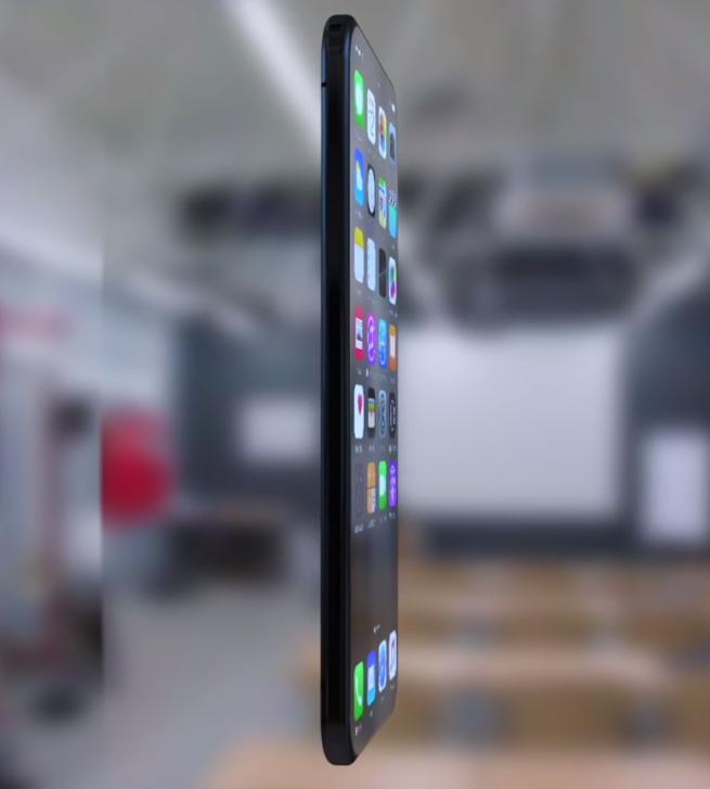 Y tuong iPhone trong suot danh bai moi thiet ke cua Apple hinh anh 5