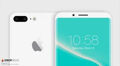 Ban dung iPhone 8 mau Jet White dep khong ti vet hinh anh 2