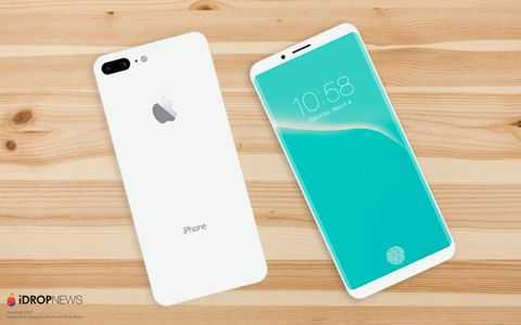 Ban dung iPhone 8 mau Jet White dep khong ti vet hinh anh 1