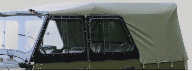 UAZ tung thêm 4 phiên bản giá rẻ hơn tại Việt Nam ảnh 4