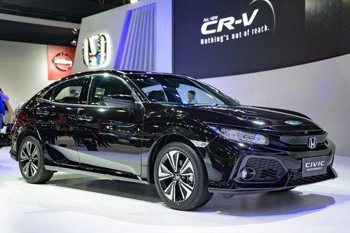 Honda Civic Hatchback 2017, honda civic viet nam, Honda Civic Hatchback, Civic Sedan 1.5L Turbo, Civic Hatchback, ô tô, xe hơi, ô tô mới, gia honda, tin tuc, cong nghe