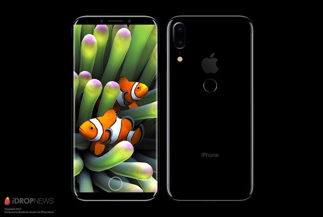 'Day la thiet ke iPhone 8 cuoi cung' hinh anh 1