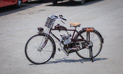Hinh anh A-Type - xe may ky la cua Honda gia 50 trieu tai Ha Noi
