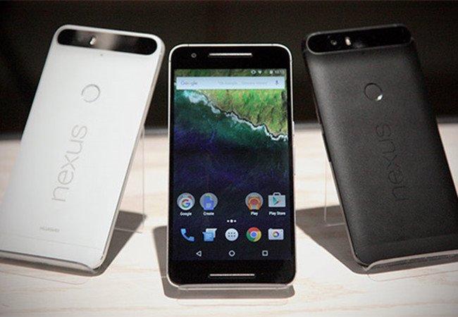 Nexus 6P là điện thoại do Google và Huawei hợp tác sản xuất