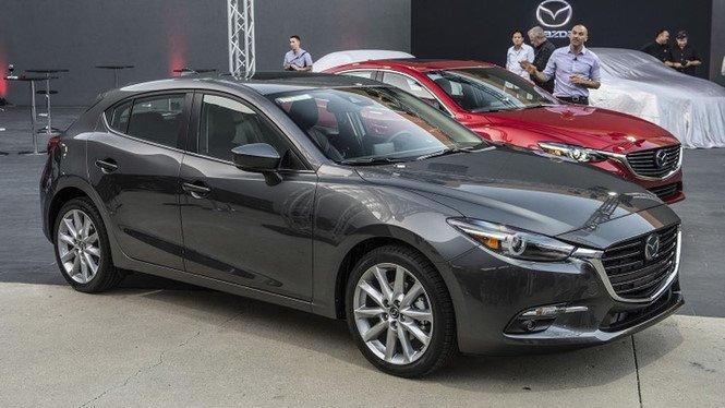 Cận cảnh Mazda 3 bản nâng cấp tại Thái Lan, giá từ 560 triệu đồng ảnh 2