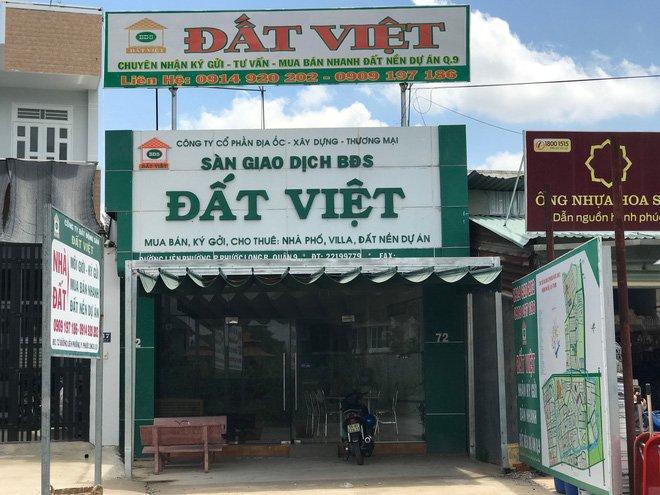 Hinh anh DAT NEN - Dot nhap vao 'tam chan' con sot dat khu Dong: Co ai mua dau ma nong voi sot!