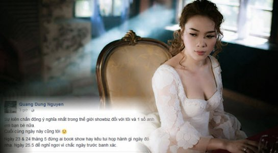 Hinh anh Ro tin dam cuoi cuoi thang 5, My Tam len tieng