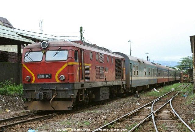 Hơn 1.000 hành khách trên một tàu hỏa vẫn an toàn do ngành đường sắt xử lý sự cố kịp thời (ảnh minh họa)