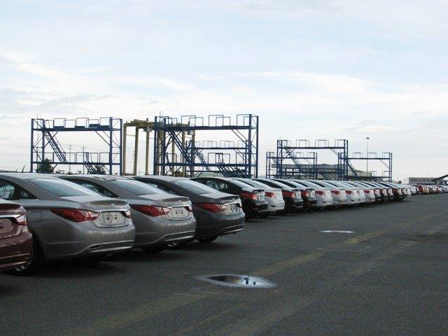 Lượng nhập giảm, giá xe tăng trong tháng 4 được xác định do các địa phương siết trị giá hải quan