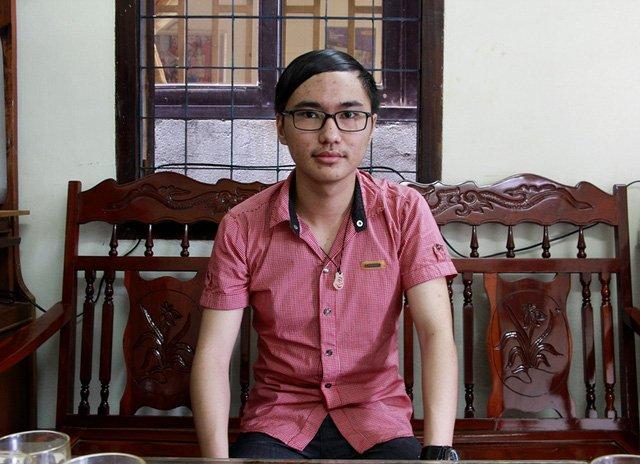 Ngô Minh Ngọc Richard là thí sinh có điểm thi khối A cao nhất tỉnh Đắk Lắk