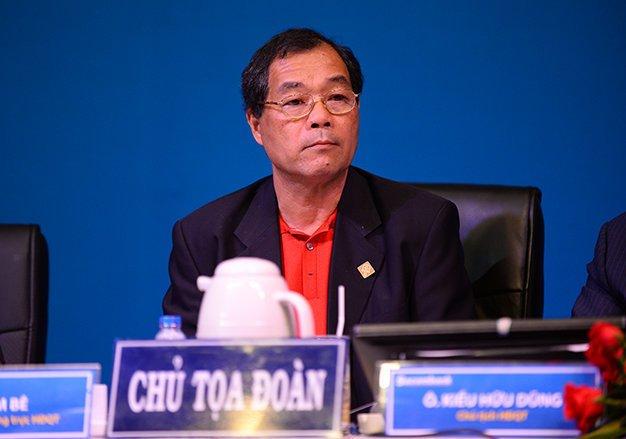 Ông Trầm Bê - Ảnh: Thuận Thắng