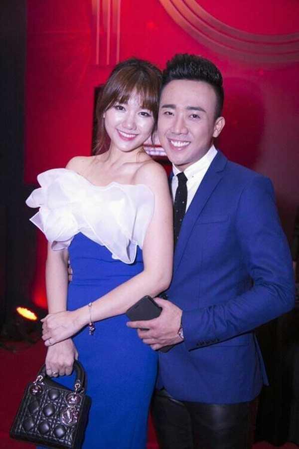Tran Thanh Hari Won moi nhat - Trấn Thành mệt mỏi vì Hari - 1