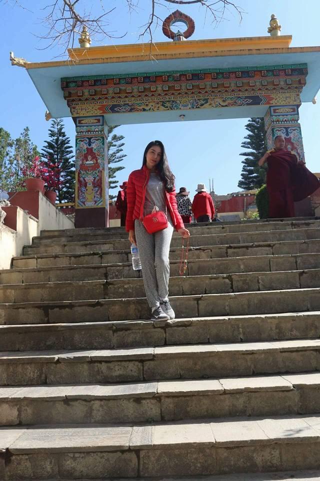 Hinh anh Phia sau cuoc song giau sang, day la dieu ma Thuy Tien da lam 3