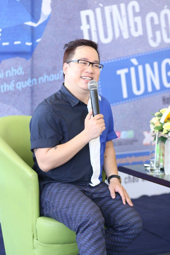 Hinh anh Tung Leo: 'Giam khao biet hua khong biet lam thi khan gia se coi thuong' 4