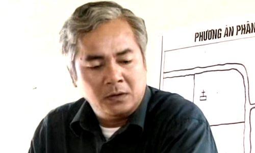 Hinh anh Bi thu Thu- Vai dien phan dien kinh dien cua nghe si Duy Thanh