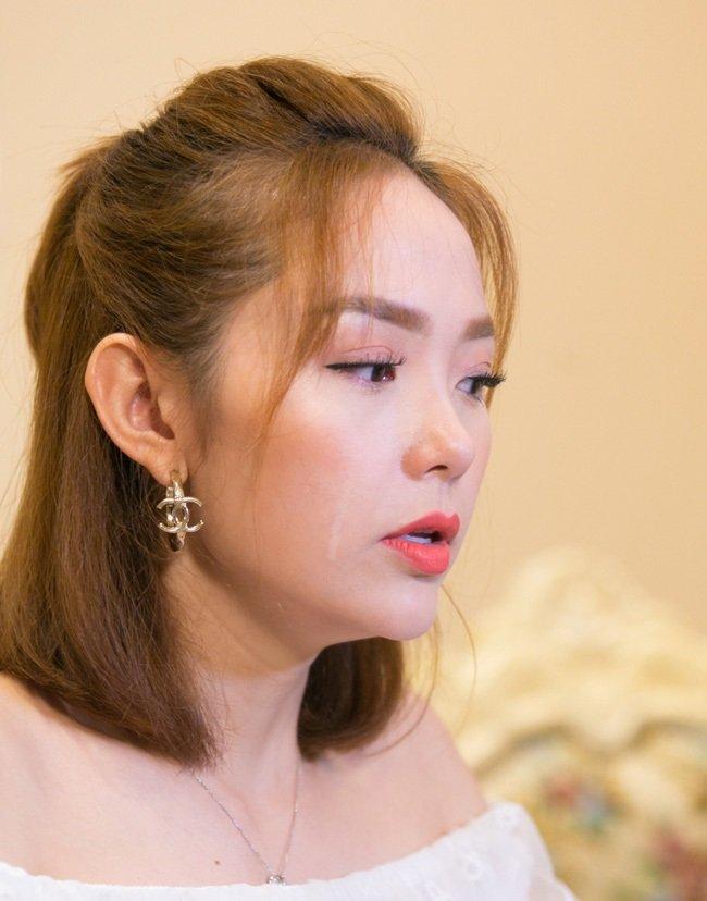 Hinh anh Lieu Ho Ngoc Ha co nhat thiet phai chen ep Minh Hang? 7
